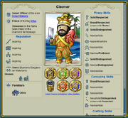 Cleaver info page