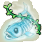 Trophy-Ghost Fish