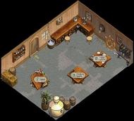 Inn Left Back Room