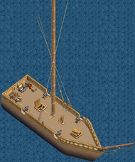 Sloop Main Deck
