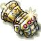 Trophy-Golden Gauntlet