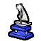 Trophy-Silver Cutter