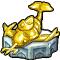 Trophy-Golden Triketos