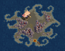 Crimson Island (Cobalt)