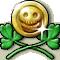 Trophy-Jolly Shamrocks