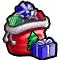 Trophy-Santa's Sack