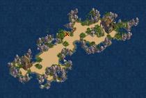 Dendrite Island (Cobalt)