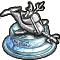 Trophy-Silver Triketos