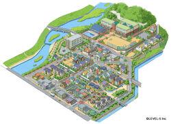 Sakura New Town