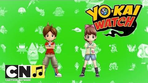 Yo-Kai Watch I Yo-Kai Dansı I Şarkı I Cartoon Network Türkiye