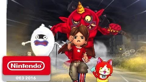 YO-KAI WATCH 2 - Official Game Trailer - Nintendo E3 2016-0