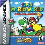 Super Mario Advance 2 Box Art