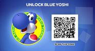 PANEL BLUE-YOSHI-QR
