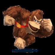 Donkey Kong for SSB4