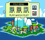 Super Mario World 2 - Yoshis Island (U) (M3) (V1.0) -!-000