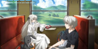Yosuga no Sora Episode 01