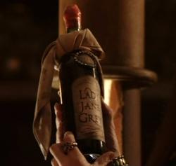 Blood Bottle