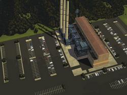 Happy Harbor Power Plant
