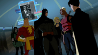 Batman assigns another mission