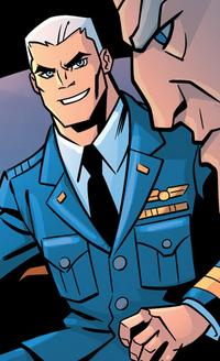 Captain Adams