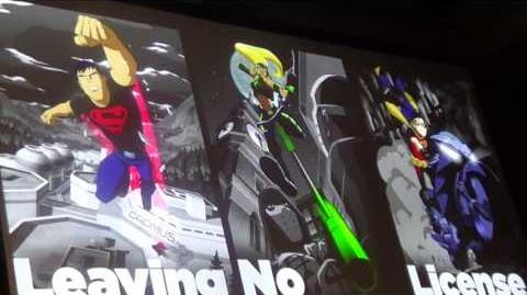Young Justice Season 3 Panel - SDCC 2017