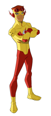 File:Kid Flash model.png