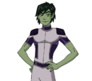 Beast Boy (Heroes of the Future)