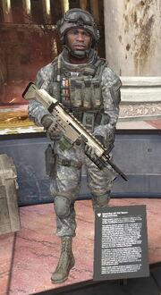 Sgt Foley