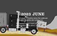 Truck Message