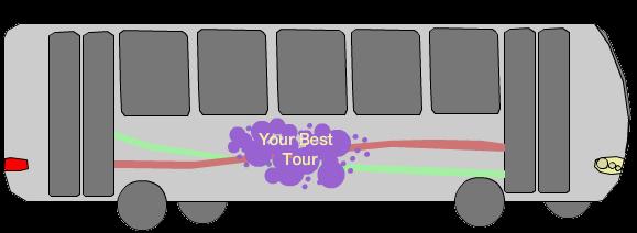 YBL-Wiki Tour Bus