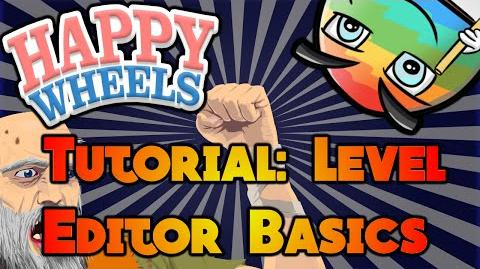 TheStressBall's Happy Wheels Tutorial -01 -- The Basics