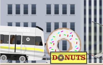 Sub donut