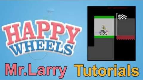 How to Make an Elevator in Happy Wheels Level Editor Tutorial