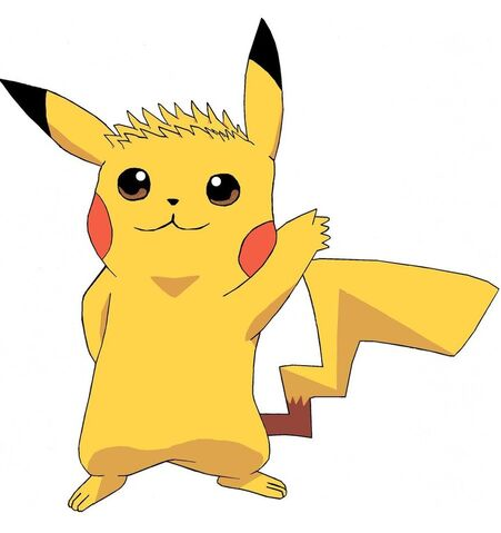 File:Spiky hair pikachu by the legendary gamer-d4u1jh5.jpg