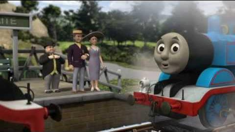 Thomas Hero of the Rails ( like for more vid's )