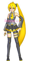 Vocaloid Neru Akita costume ver 02-4-03