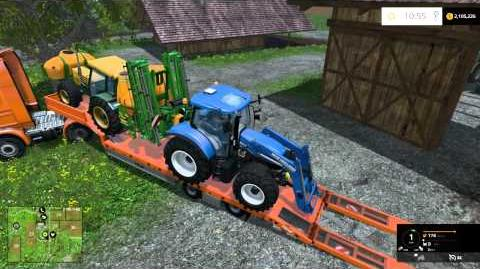 Farming simulator 2015 Time for a new map