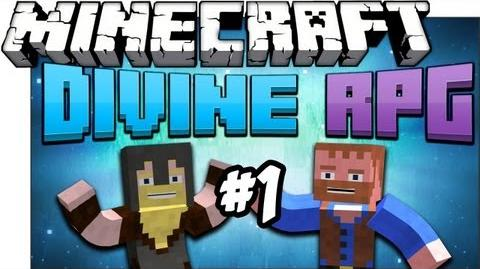 Minecraft DIVINE RPG Mod ABSOLUTE CHAOS, Ep