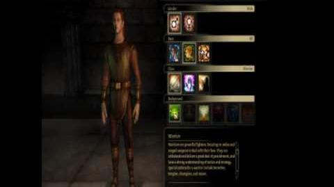 Let's Play Dragon Age Origins - Part 1 A Legend is Born