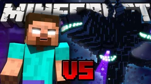 Herobrine VS Witherstorm -THE BOSS BATTLE (Minecraft Machinima)