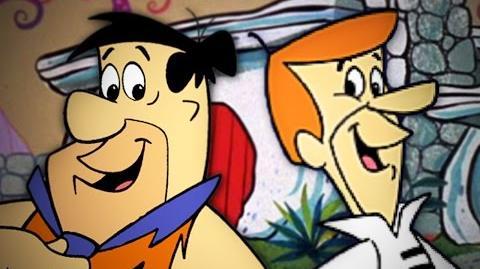 Fred Flintstone vs George Jetson