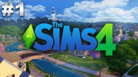 Let's Play The Sims 4 Part 1 - Welcome to Willow Creek