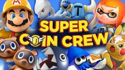 Super Coin Crew is Nonstop Nintendo! - Welcome Trailer (2016)