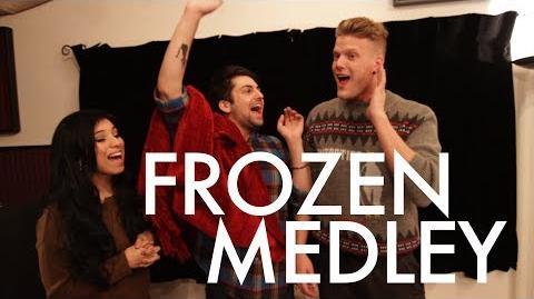 FROZEN MEDLEY (feat