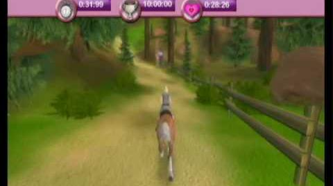 Barbie's Horse Adventure Riding Camp Review (Wii)