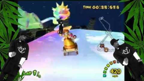YTPMV- Rainbong Road - Snoop Kart Double Dank