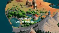 Island of Lower Prices