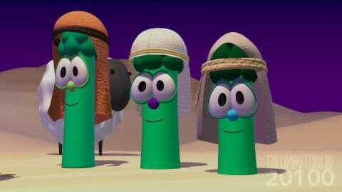 YouTube Poop - Veggie Tales 12 Stories In One Part 6 (Overdue Christmas Gift)