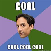 Abed Cool Cool Cool Cool