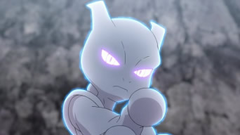 Mewtwo Psychic SS026